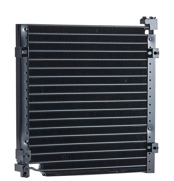 A/C Condenser 80110S01A11 For Honda CIVIC 1996-2000