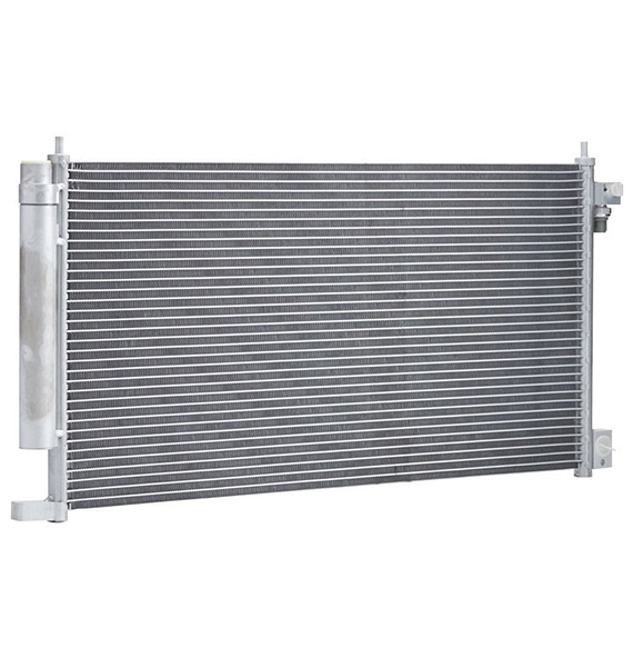 New A/C Condenser Fits Honda Accord 2.4/3.0L 03-07