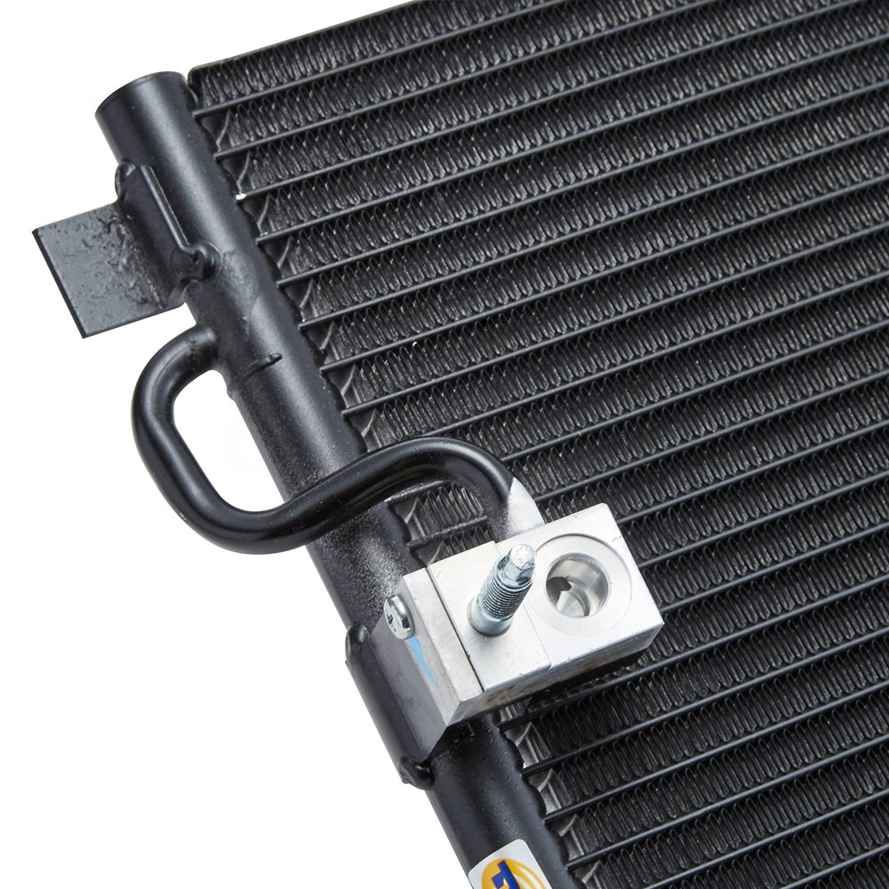 Auto AC Condenser Fits Hummer H3 06-10