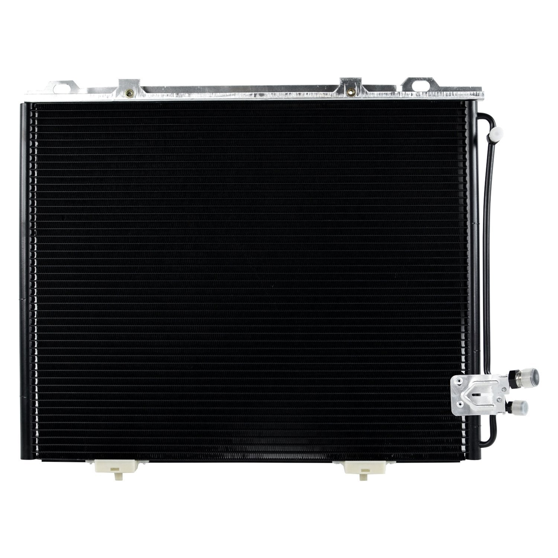 Auto AC Condenser Fits MERCEDES E Class W210 95-03