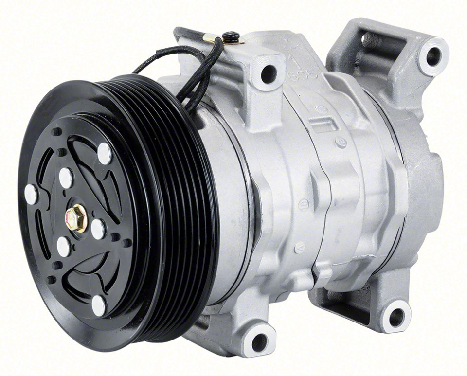 DENSO 10S11C Auto AC Compressor fits TOYOTA HILUX(OPPOSITE DIRECTION)