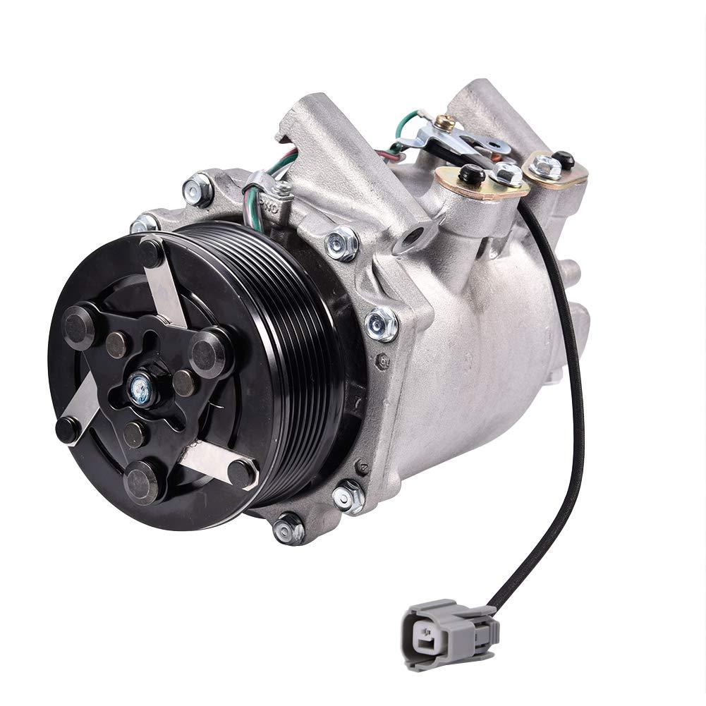 Auto AC Compressor Fits 02-06 Honda CR-V 2.4L