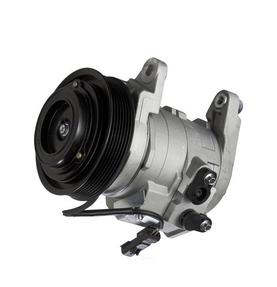 Auto AC Compressor fits 03-08 Dodge Ram 2500 5.7L-V8