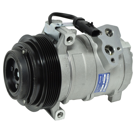 Chrysler Town & Country 08-10 4.0 V6 2008-2010 AC Compressor New