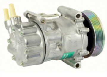 Automotive Air Conditioning Compressor Problem