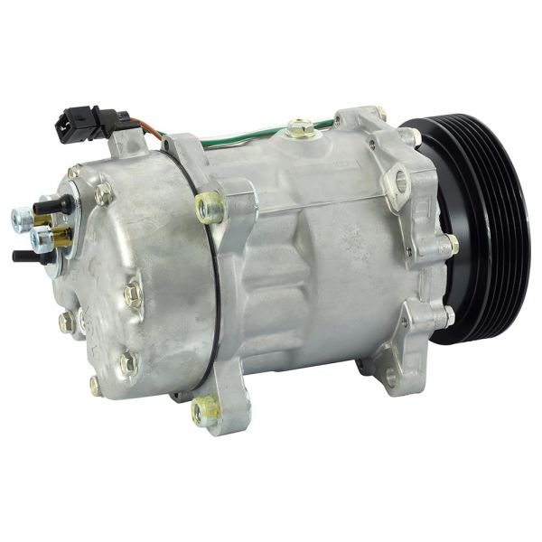 New Sanden SD7V16 AC Compressor for 00-05 VW Golf