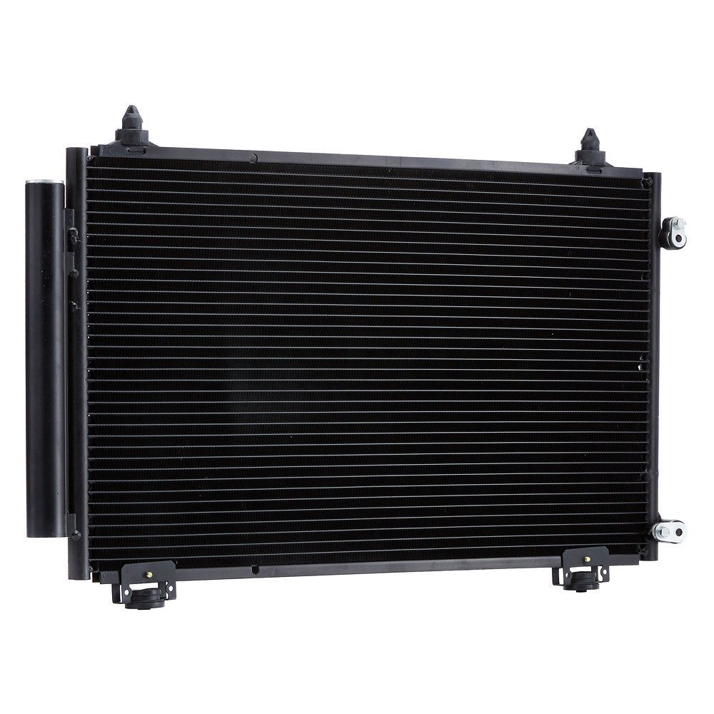 New A/C Condenser For Honda Accord 03-07 2.4L-L4