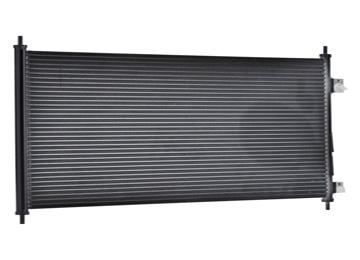 Refrigeration System For Automotive Condenser
