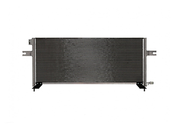 What Should I Do If The Car Air Conditioner Condenser Is Blocked?