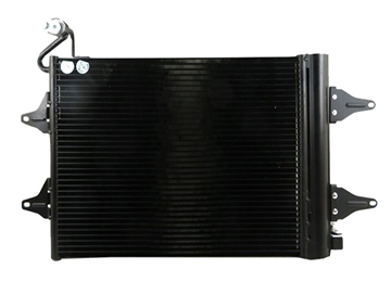 Car Air Conditioner Condenser Good Or Bad Inspection