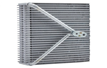 What is the Name of the Car Air-conditioning Evaporator?